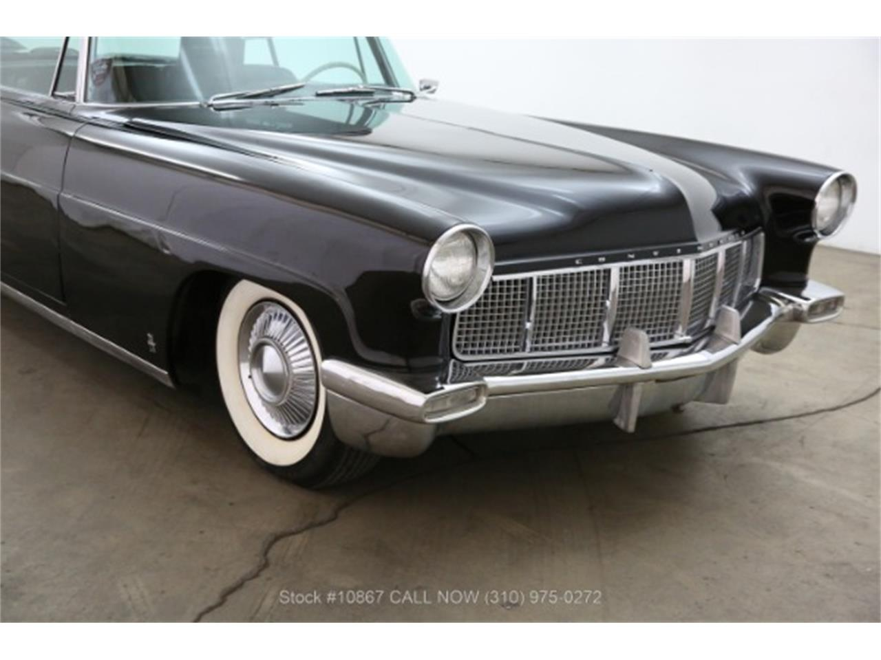 Large Picture of Classic 1956 Lincoln Continental Mark II - $26,500.00 - Q0AW