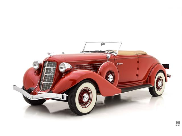 Picture of Classic 1936 Auburn 852 Offered by  - Q0B1