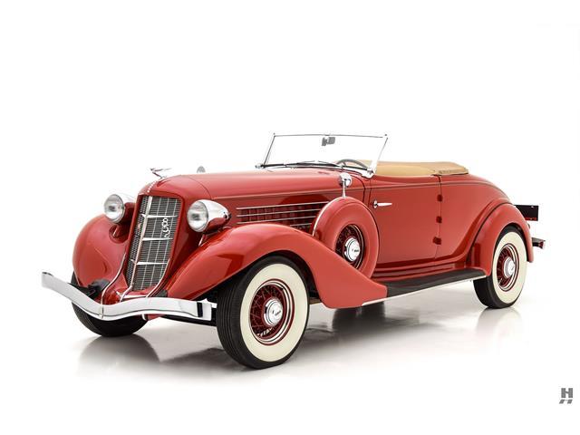 Picture of Classic 1936 Auburn 852 located in Saint Louis Missouri - $125,000.00 - Q0B1