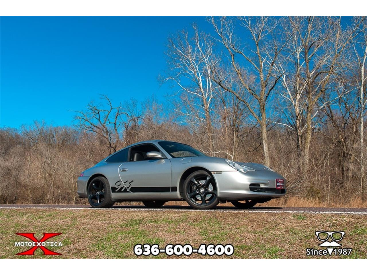 Large Picture of '03 911 Carrera - Q0B6