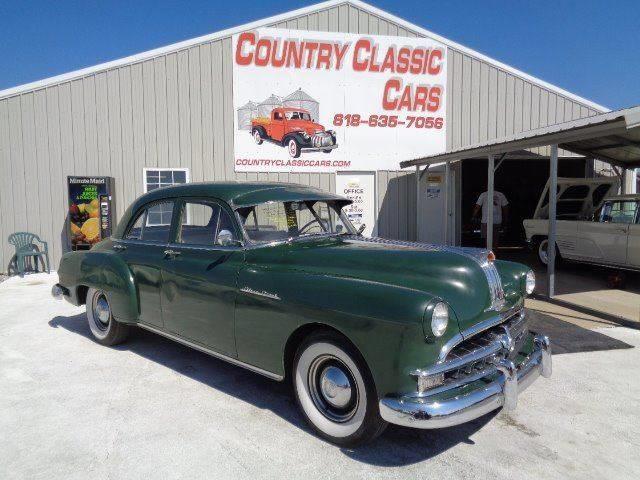 1949 Pontiac Silver Streak