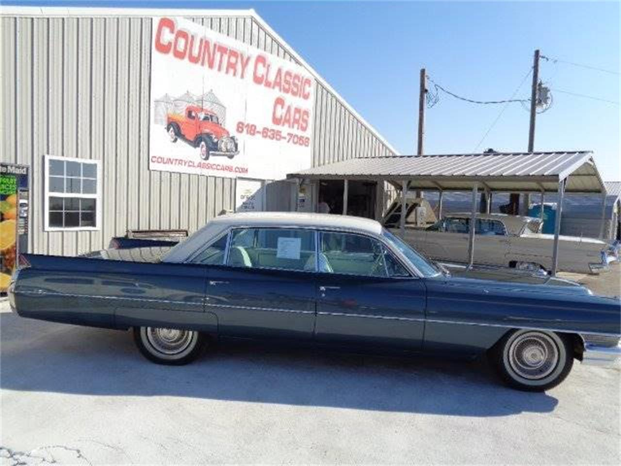 Large Picture of '64 DeVille - Q0BF