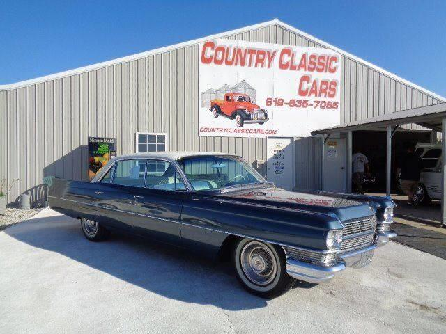 Picture of '64 Cadillac DeVille located in Staunton Illinois - $13,950.00 Offered by  - Q0BF