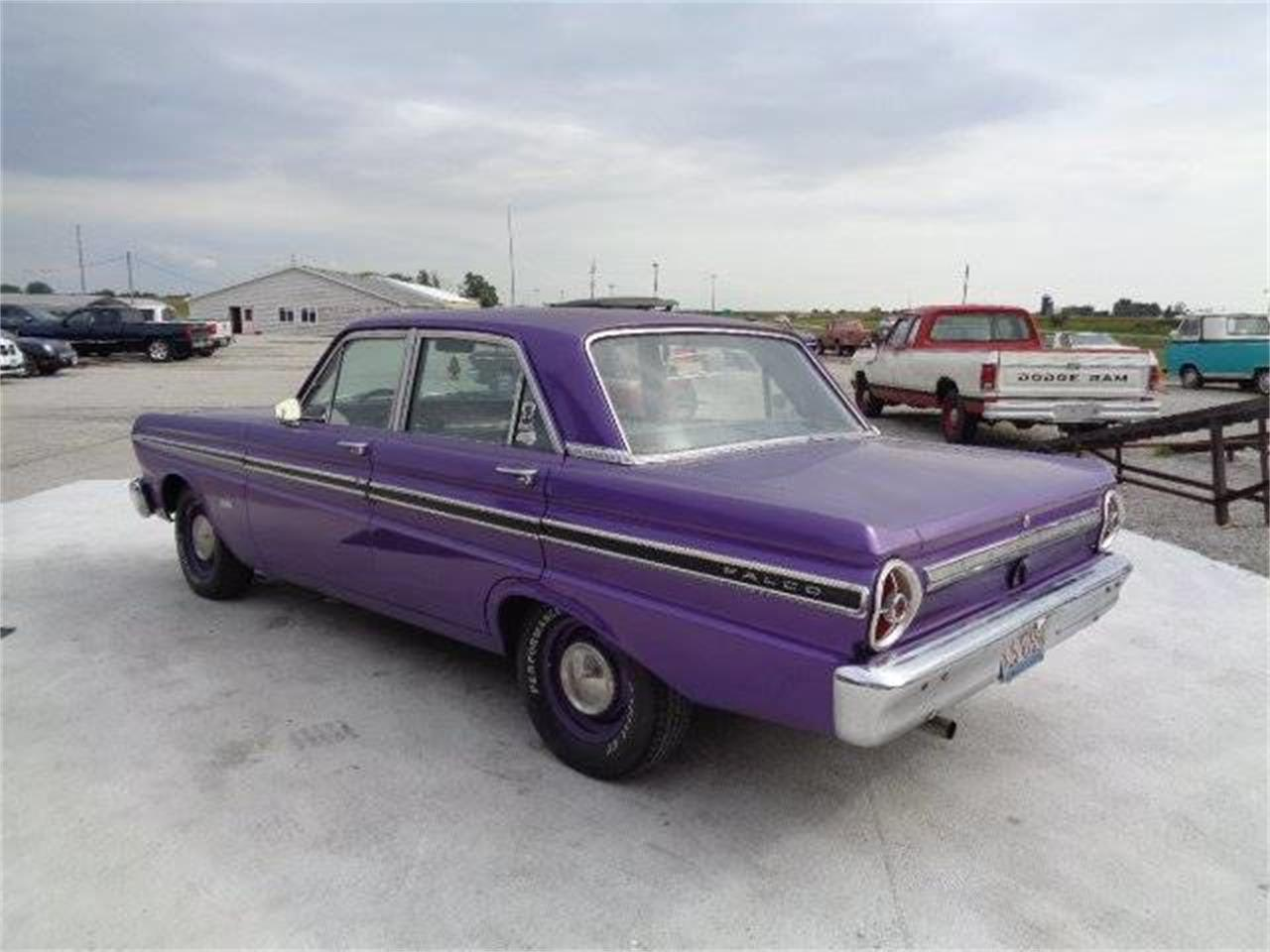 Large Picture of '64 Falcon - Q0BI