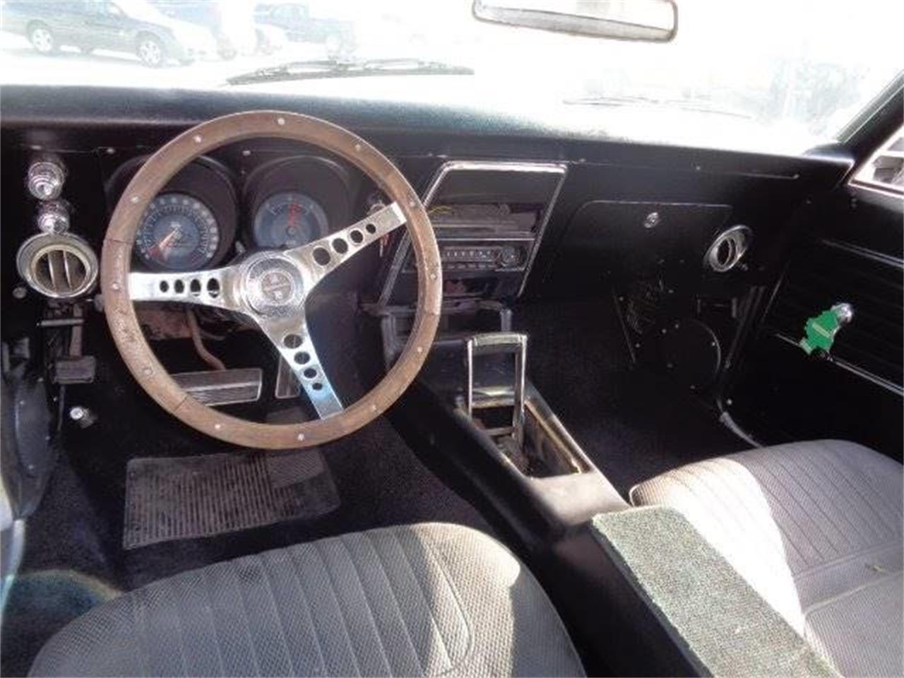 Large Picture of '68 Camaro - Q0BK