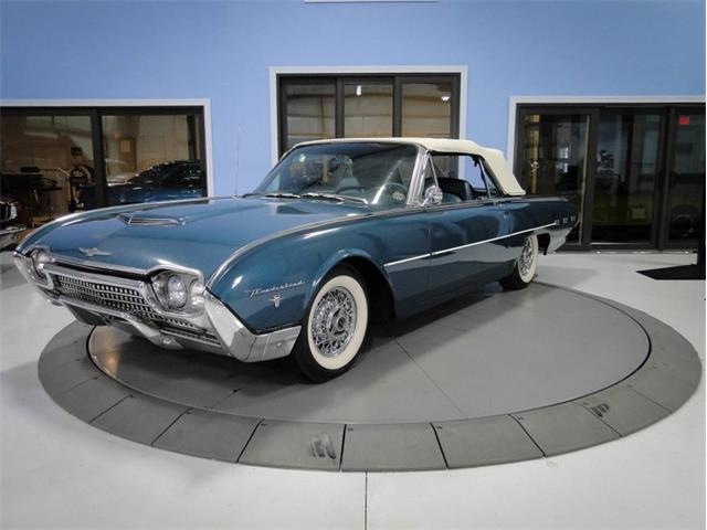 Picture of '62 Thunderbird - Q0BS
