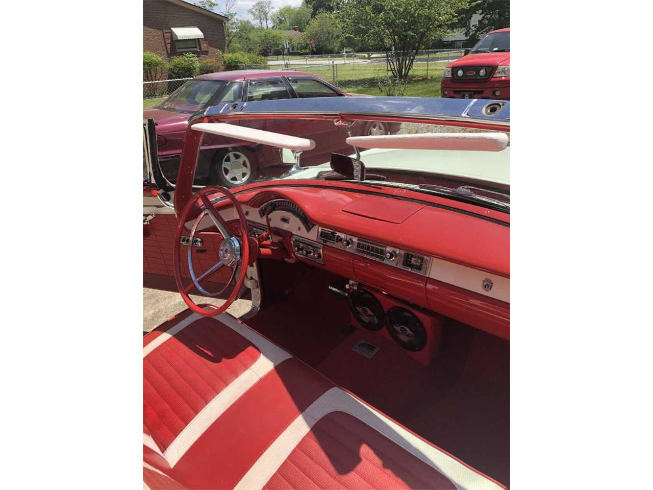 Large Picture of '57 Fairlane 500 - Q0BY