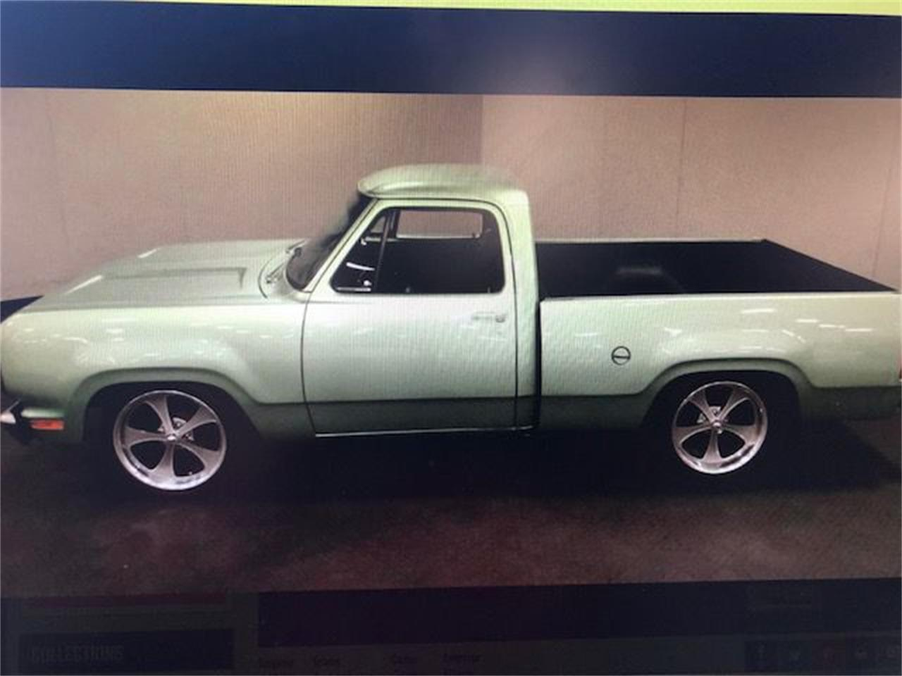 Large Picture of '78 Dodge D100 Offered by Show Cars of Boca Raton - PXWT