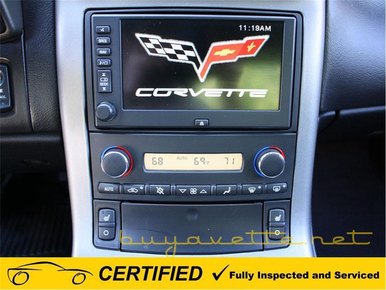 Large Picture of '07 Corvette - Q0C6