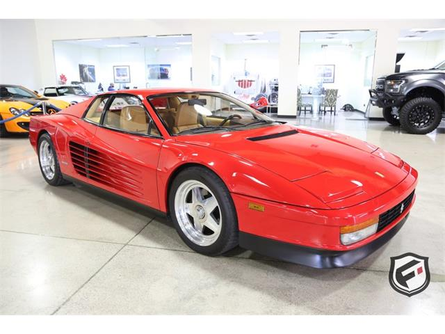 Picture of '86 Testarossa - Q0CE
