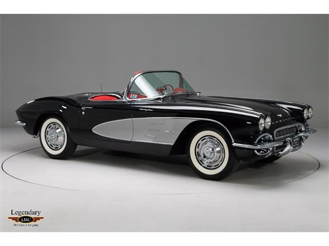 Picture of Classic '61 Chevrolet Corvette located in Ontario Offered by  - Q0CU