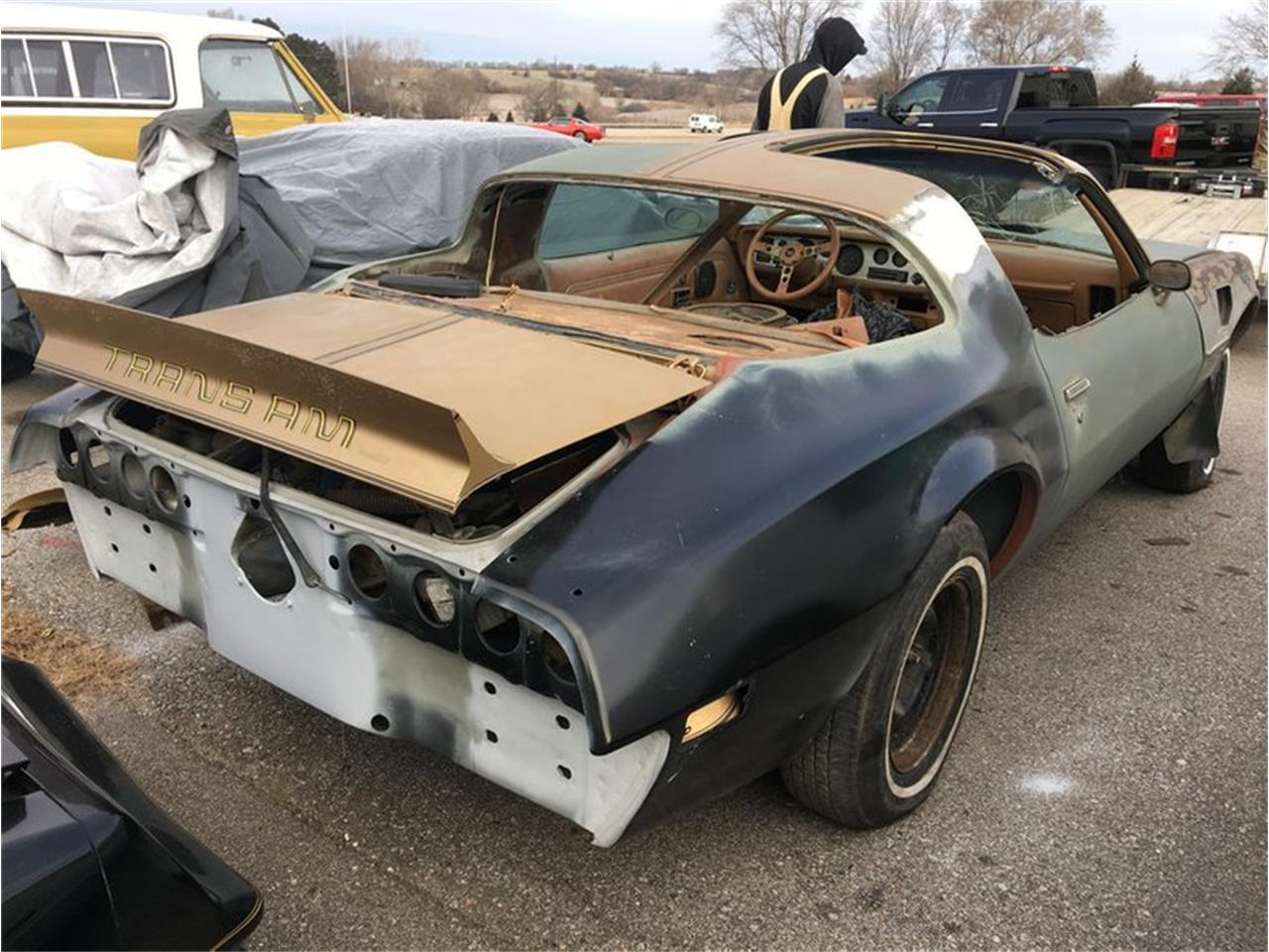 Large Picture of '78 Firebird Trans Am - Q0DE