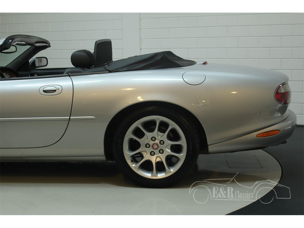 Large Picture of '01 XK8 - PXX0