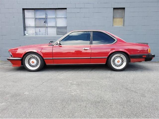 Picture of '85 635csi - Q0E7