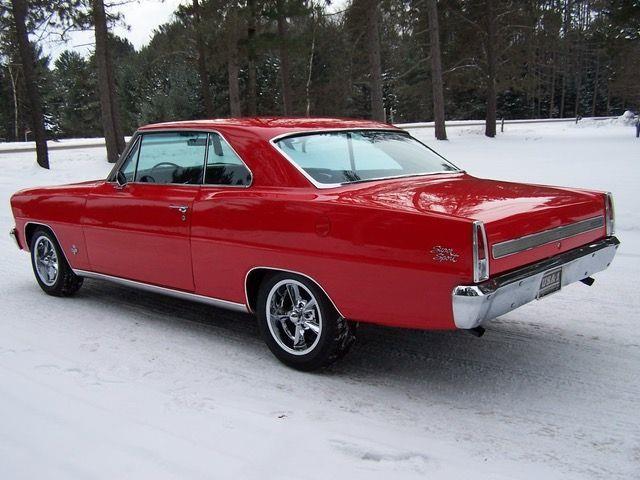Picture of 1967 Nova located in Michigan - Q0F3
