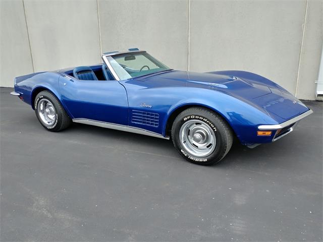 Picture of '72 Corvette - Q0F8