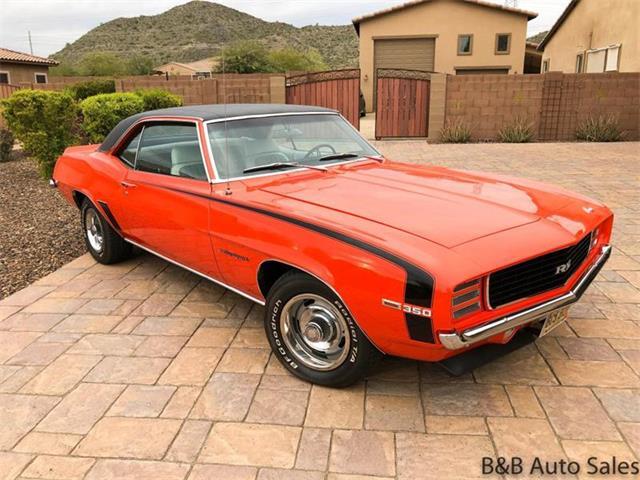 Picture of '69 Camaro - Q0FG