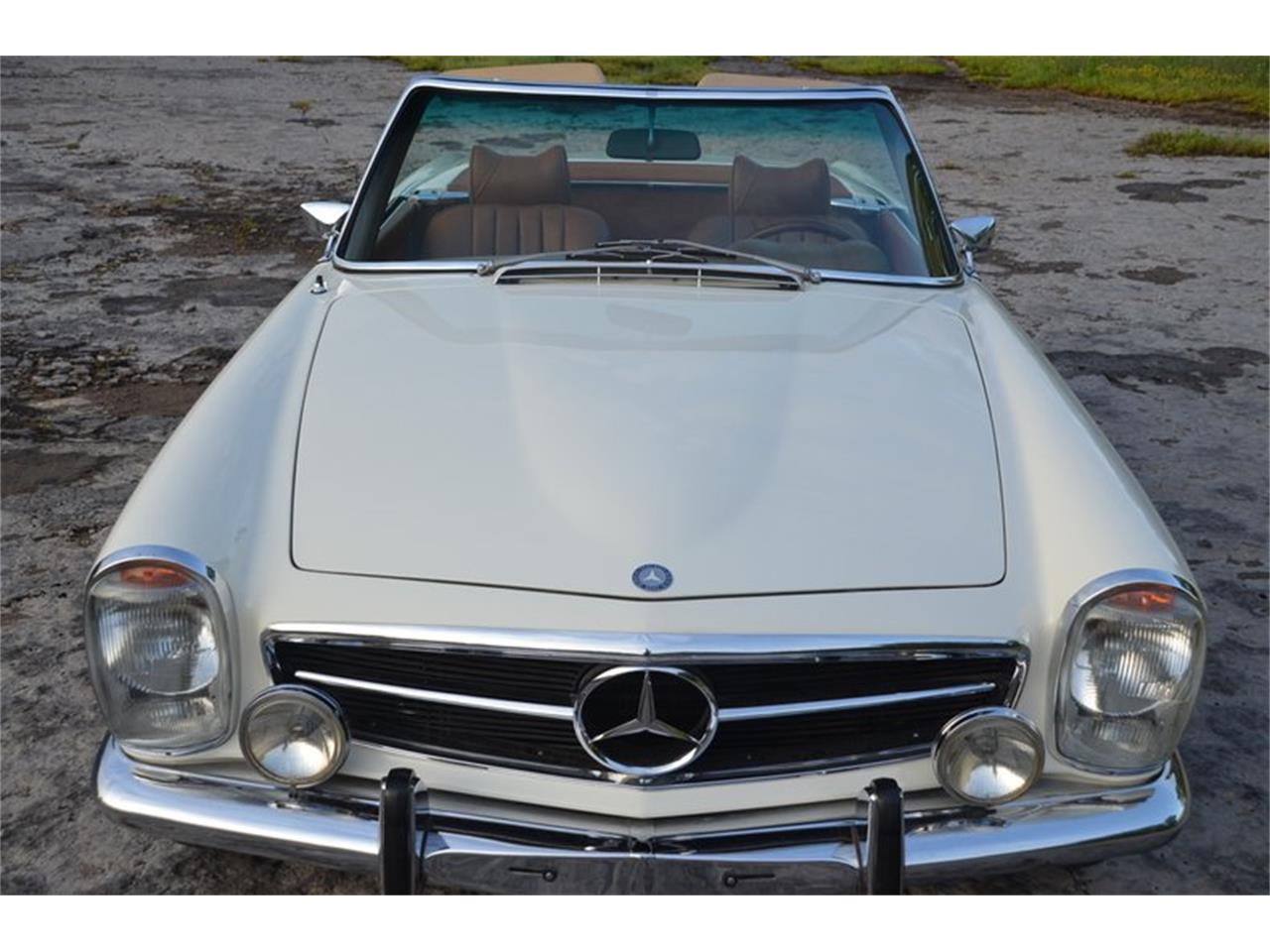 Large Picture of '70 280SL - Q0FW