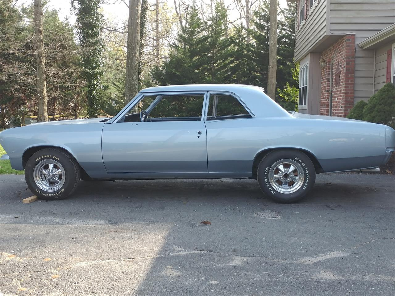 Large Picture of '66 Chevelle - PXX8