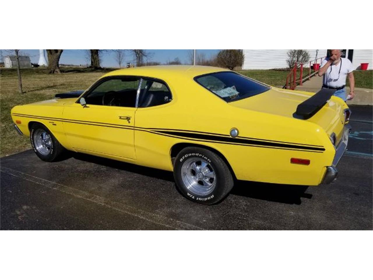 Large Picture of '73 Dart - Q0H2