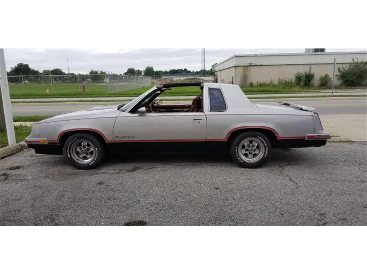 For Sale: 1984 Oldsmobile Cutlass in Cadillac, Michigan