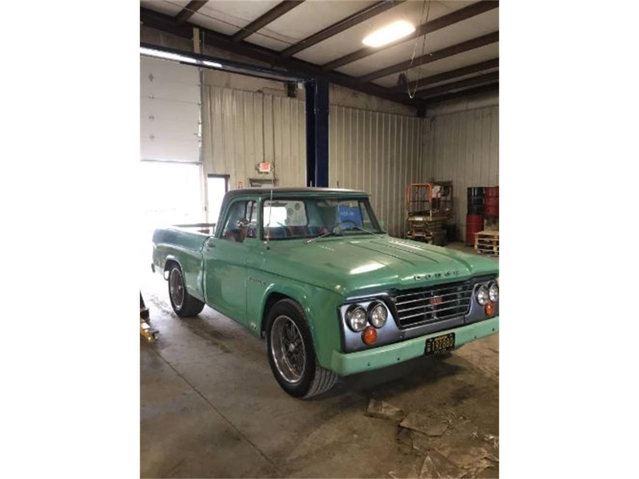 Large Picture of '62 D100 - Q0HL
