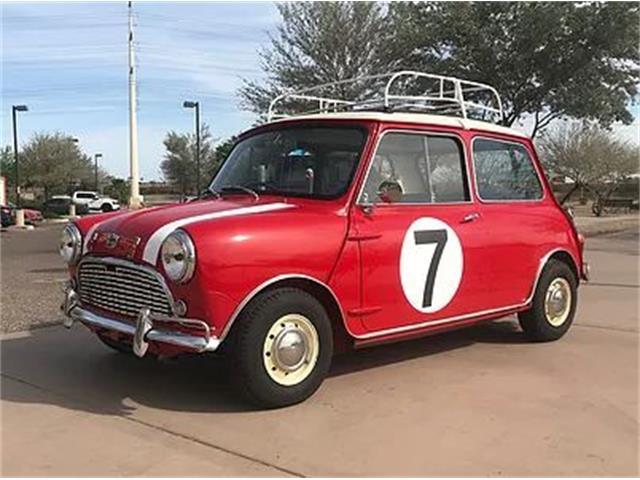 Picture of Classic '63 Austin Mini located in Michigan - $33,495.00 - Q0HU