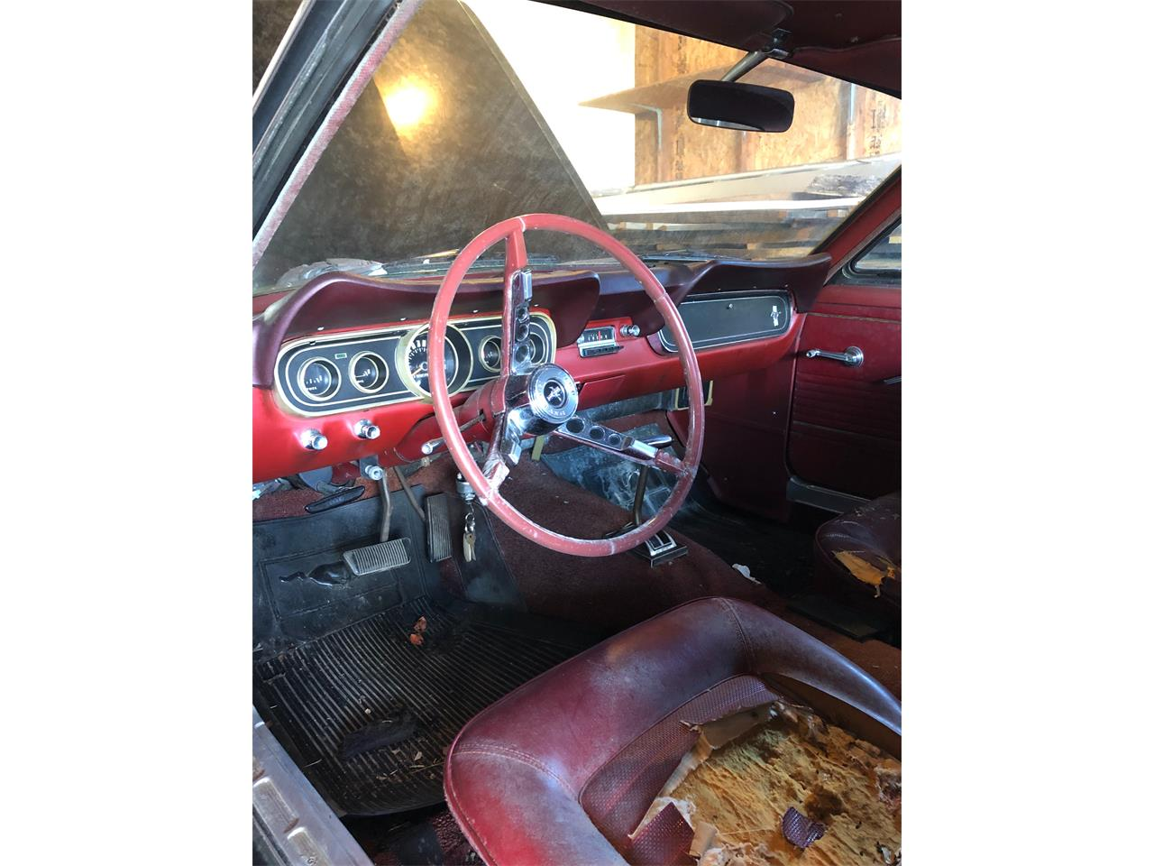 Large Picture of 1966 Ford Mustang located in Kentucky Offered by a Private Seller - Q0HY