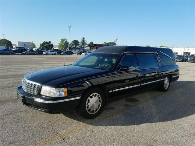 Picture of 1999 Cadillac DeVille Offered by  - Q0IG