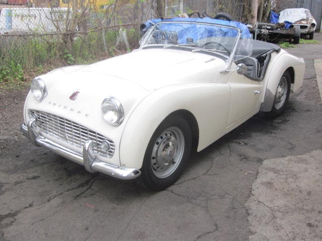 Picture of '58 TR3A - Q0IN