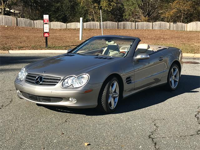 Picture of '04 SL500 - Q0IS