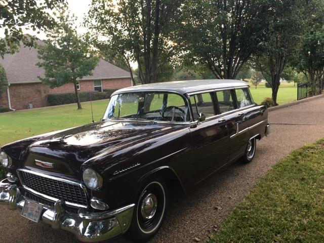 Picture of Classic '55 Station Wagon located in Heath Texas - $22,000.00 - Q0IT