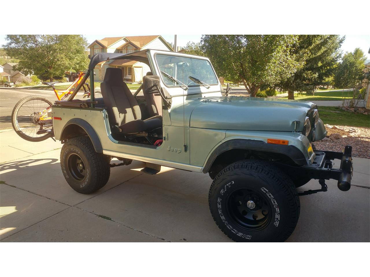 Large Picture of '79 CJ7 - PXXI