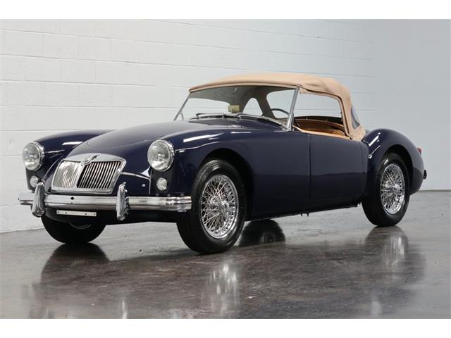 Picture of '59 MGA - Q0J7