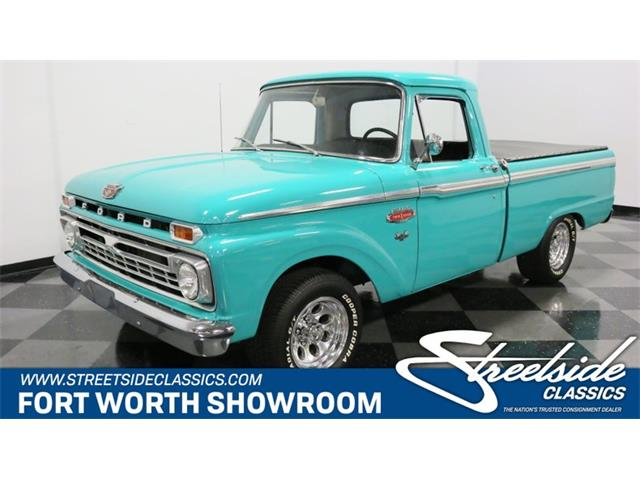 Picture of '66 F100 - Q0JL