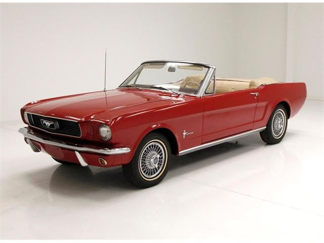 Picture of '66 Mustang - Q0JM