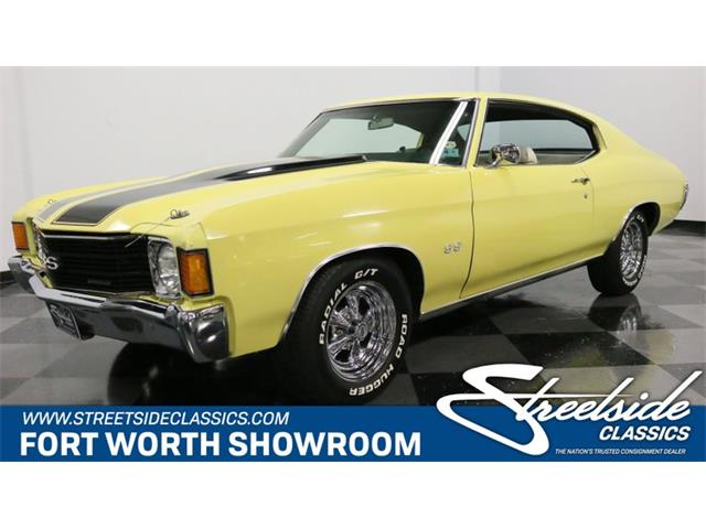 Picture of '72 Chevrolet Chevelle - $29,995.00 Offered by  - Q0JU