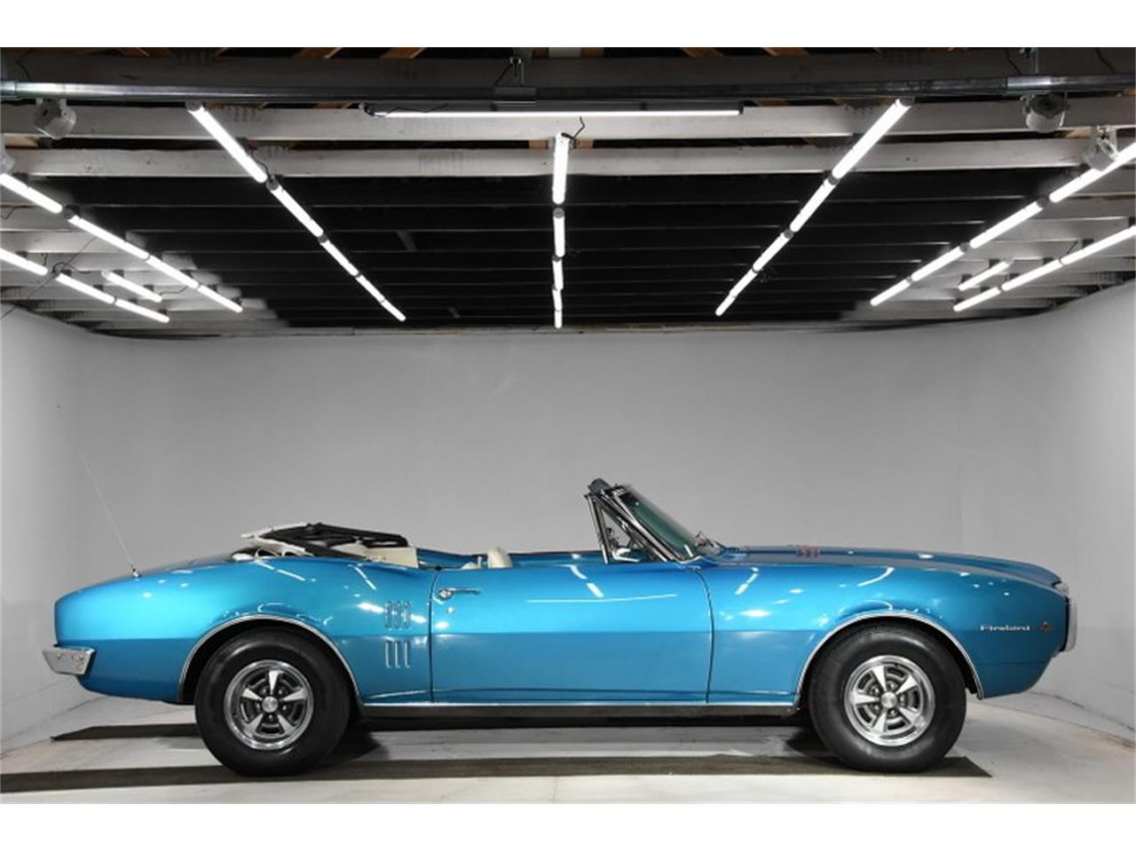 Large Picture of 1967 Pontiac Firebird - Q0JX