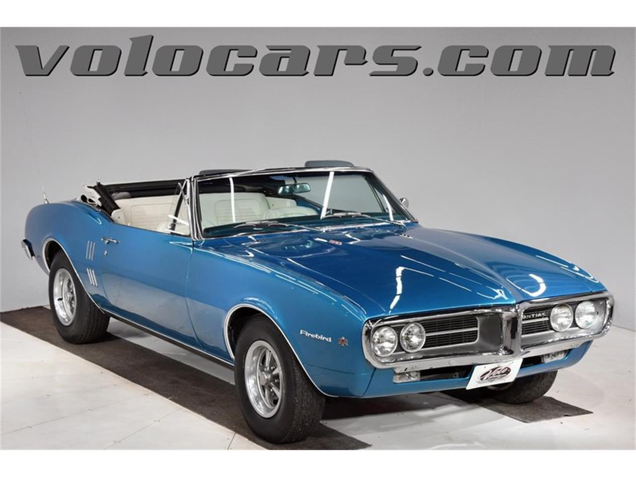 Large Picture of Classic 1967 Firebird located in Volo Illinois - $27,998.00 - Q0JX