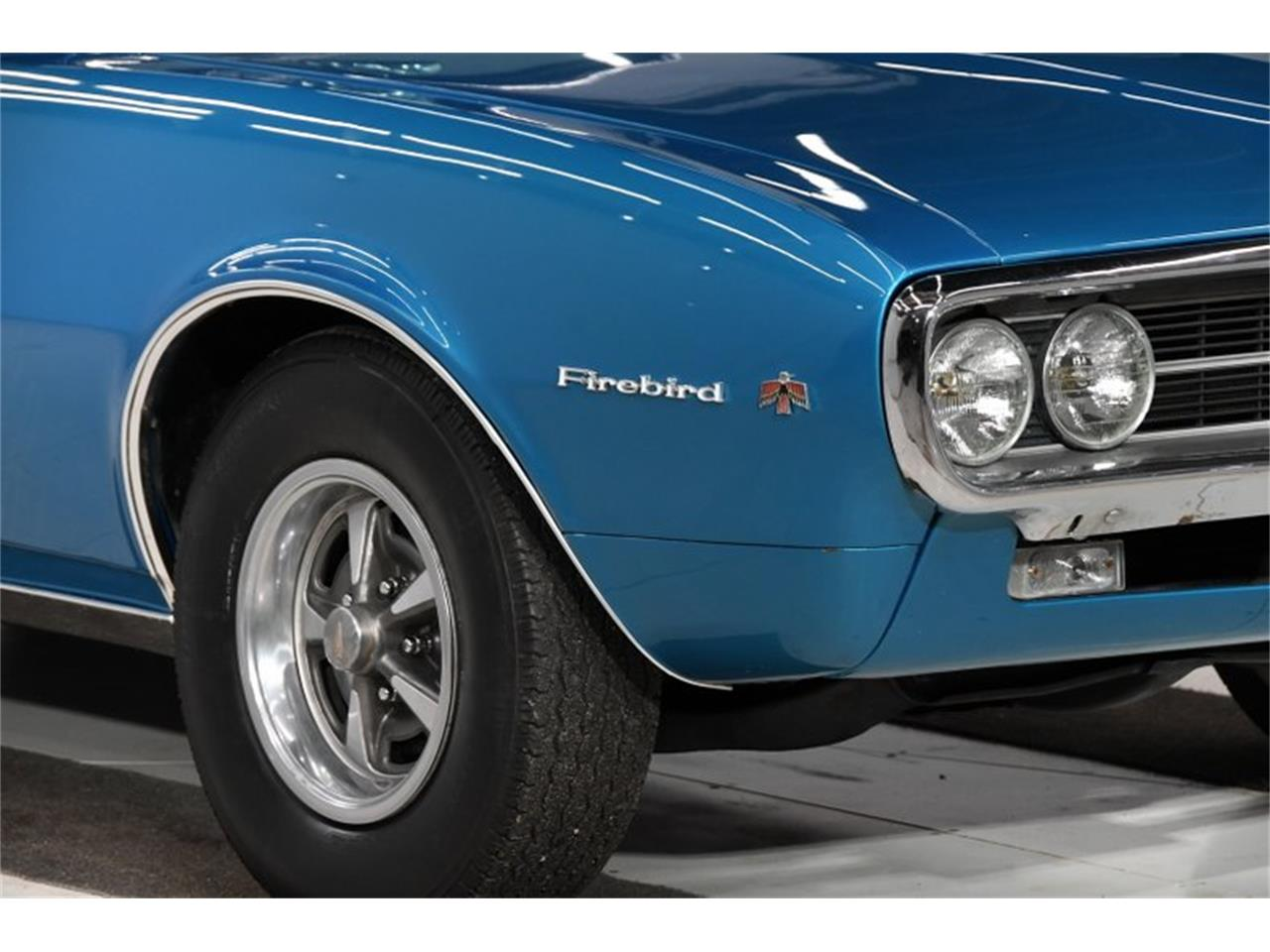 Large Picture of Classic '67 Pontiac Firebird located in Volo Illinois - Q0JX