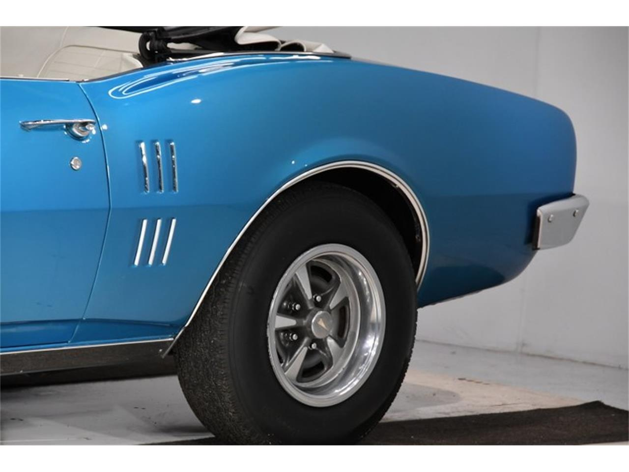 Large Picture of Classic '67 Firebird located in Volo Illinois Offered by Volo Auto Museum - Q0JX