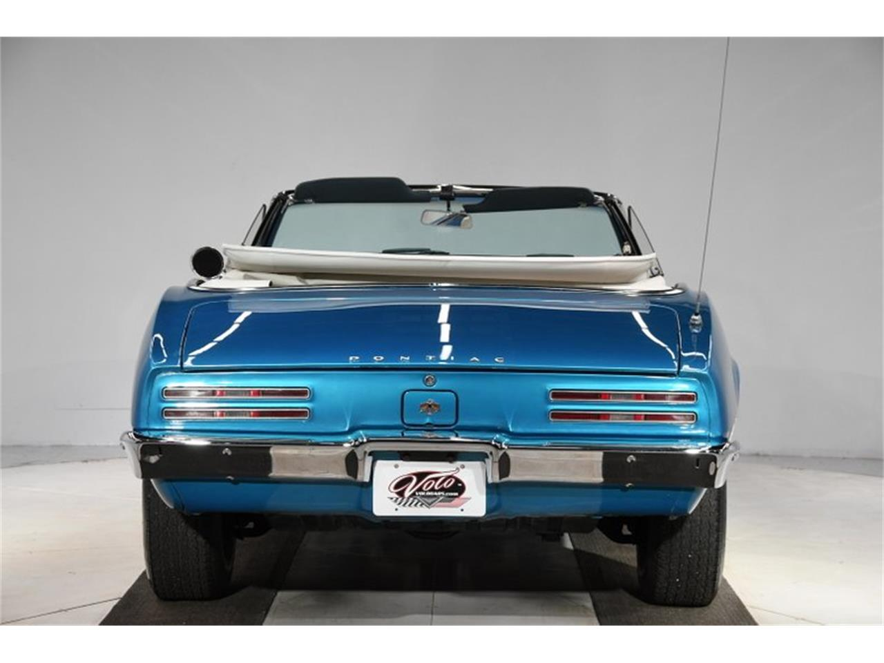 Large Picture of 1967 Pontiac Firebird - $27,998.00 Offered by Volo Auto Museum - Q0JX