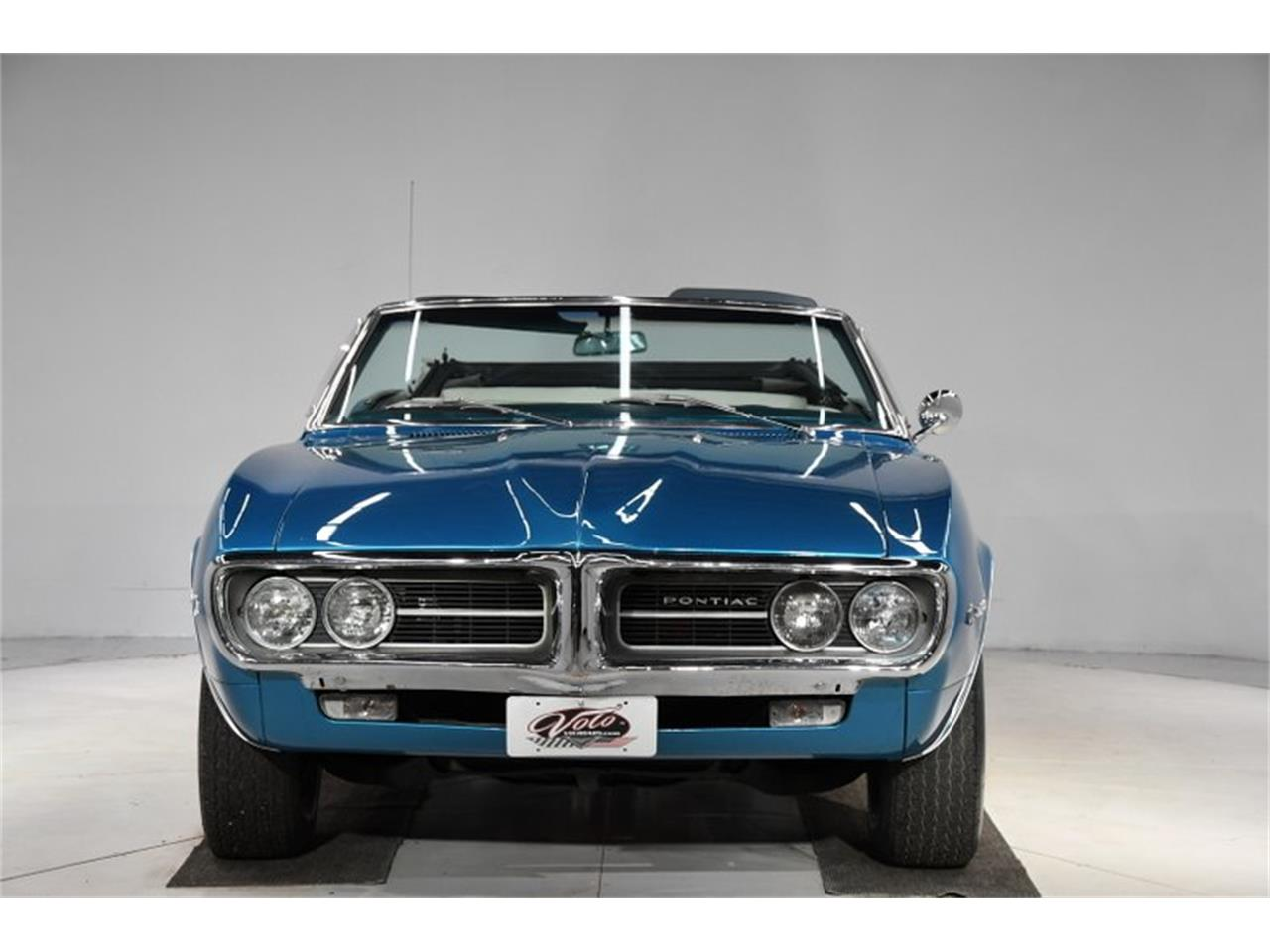 Large Picture of Classic 1967 Pontiac Firebird Offered by Volo Auto Museum - Q0JX