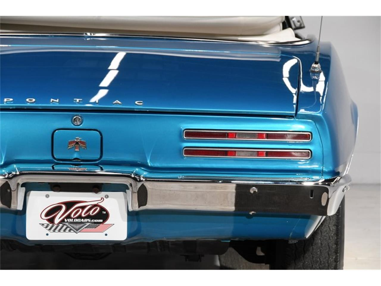 Large Picture of Classic 1967 Firebird - $27,998.00 Offered by Volo Auto Museum - Q0JX