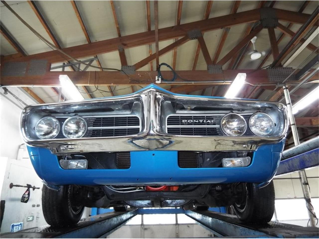 Large Picture of Classic '67 Pontiac Firebird located in Illinois - $27,998.00 Offered by Volo Auto Museum - Q0JX