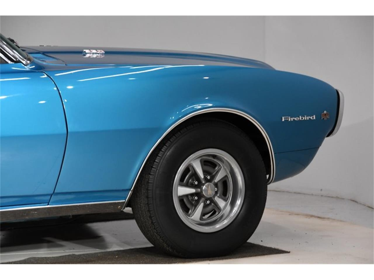 Large Picture of '67 Pontiac Firebird - $27,998.00 Offered by Volo Auto Museum - Q0JX