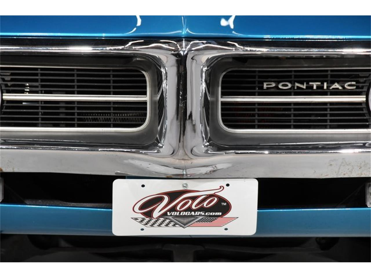 Large Picture of Classic '67 Pontiac Firebird Offered by Volo Auto Museum - Q0JX