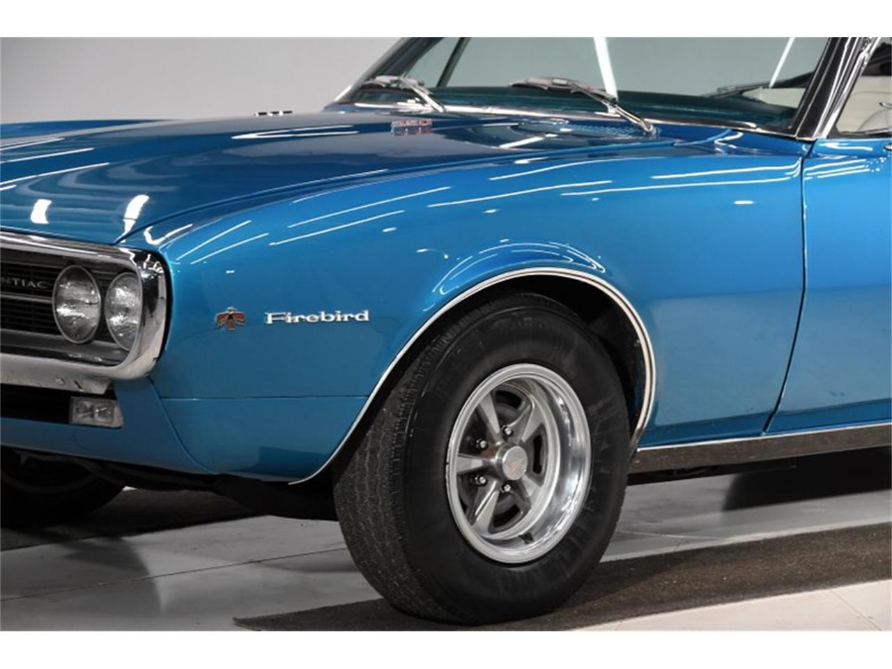 Large Picture of Classic 1967 Pontiac Firebird located in Illinois Offered by Volo Auto Museum - Q0JX