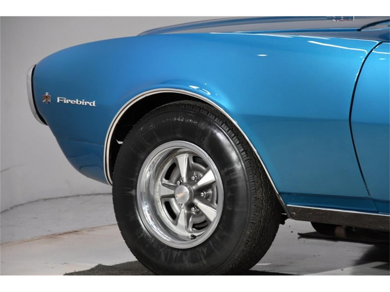 Large Picture of Classic '67 Firebird - $27,998.00 Offered by Volo Auto Museum - Q0JX