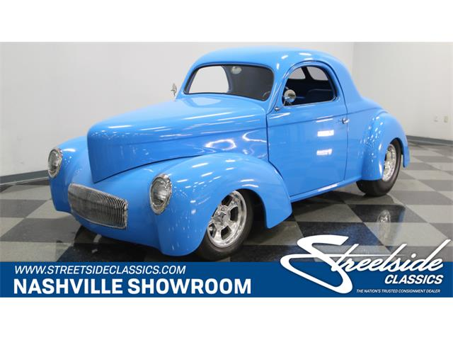 1941 Willys Coupe for Sale on ClassicCars com on ClassicCars com